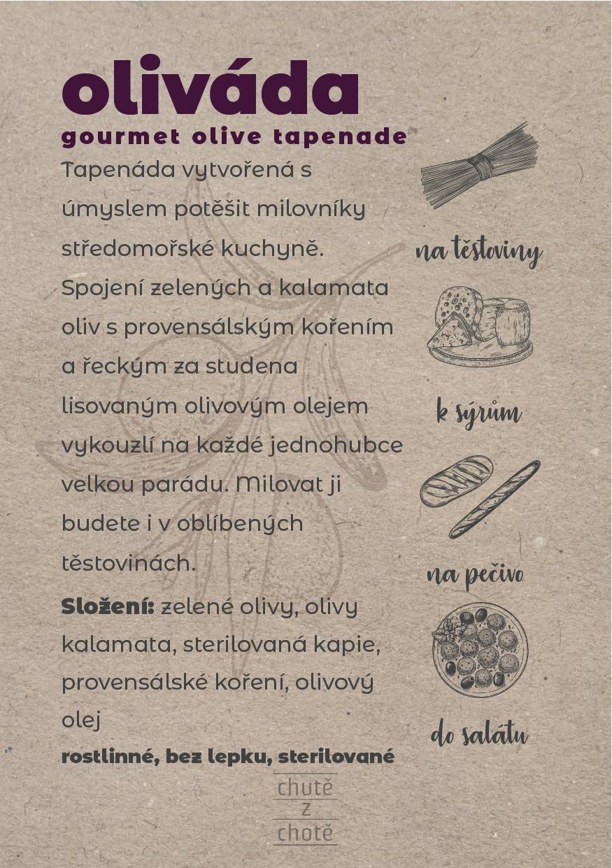 Olivová tapenáda